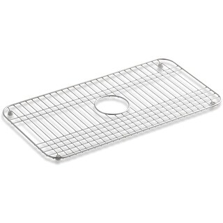 Kohler K-6517 Bakersfield Basin Rack for Single Bowl Sink