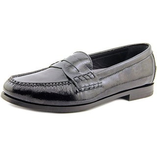 Cole Haan Pinch Grand Penny Round Toe Patent Leather Loafer