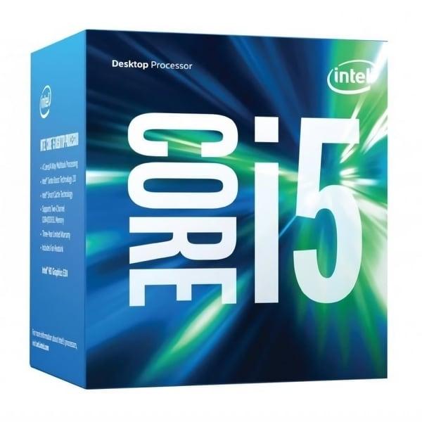 Intel Core I5-6500 Skylake Quad-Core 3.2 Ghz Lga 1151 65W Bx80662i56500 Desktop Processor Intel Hd Graphics 530