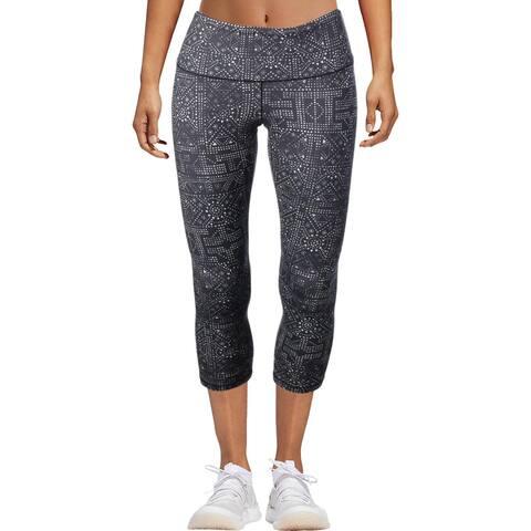 PrAna Womens Pillar Capri Pants Yoga Running