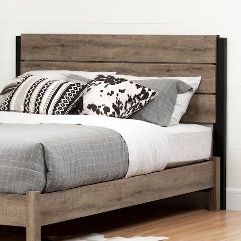 South Shore Munich Industrial Headboard Only