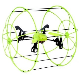 MukikiM Sky Runner RC Quadcopter, Green - Multi
