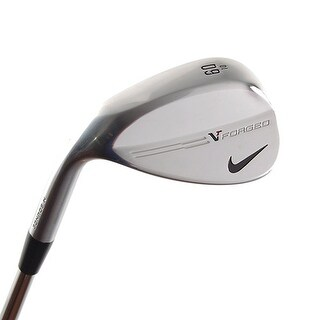 New Nike VR Forged Tour Satin M-Bounce Lob Wedge 60.10* Stiff LEFT HANDED