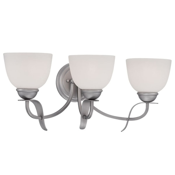 Millennium Lighting 1993 Belmont 3-Light Bathroom Vanity Light - n/a