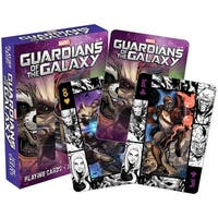 Guardians of the Galaxy Licensed Playing Cards - Standard Poker Deck - MultiColor