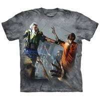 The Mountain George Washington Vs Zombies T-shirt