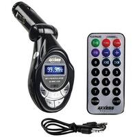 Axxess Mobility Axm-Dc06 Wireless Fm Modulator With Sd(Tm) Card Slot