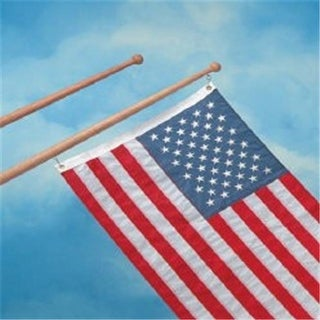 SeaTeak 60756 Flag Pole 1-.25in.x 48in.