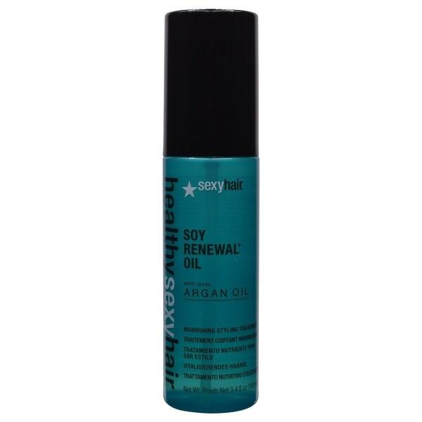 SEXYHAIR | Sexy Healthy Sexy Hair Soy Renewal Oil with Argan Oil 3.4 fl oz