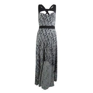 Guess LA Women's Libby Hi-Low Dress - 10