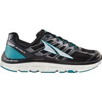 Altra Footwear Women's Provision 3 Running Shoe Black/Teal