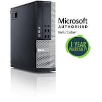 Dell GX790 USFF, intel i3 3.1GHz, 8GB, 500GB, W10 Home