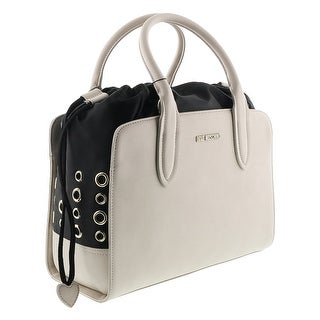 Moschino JC4283 0110 Ivory Satchel/Shoulder Bag