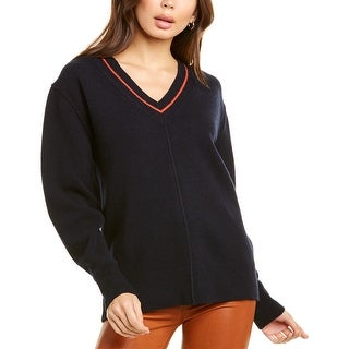 Link to Velvet By Graham & Spencer Haidee Wool & Cashmere-Blend Sweater Similar Items in Women's Sweaters