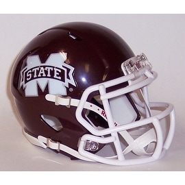 Mississippi State Bulldogs Riddell Speed Mini Football Helmet
