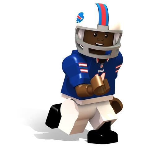 Buffalo Bills OYO Sports NFL TJ Graham Minifigure - multi