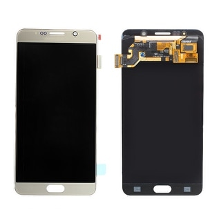 Replacement LCD Screen + Digitizer (Pre-Assembled) for Samsung Galaxy Note 5 (Go