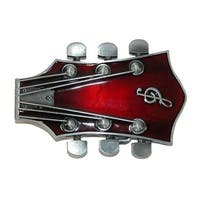CTM® Guitar Head Belt Buckle
