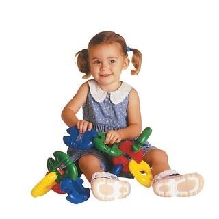 Childcraft Toddler Manipulatives Snappers, Set of 20