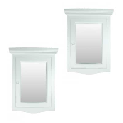 Medicine Cabinet Wall Mount With Mirror