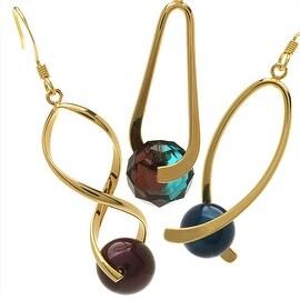 Winter Berry Earring Trio - Exclusive Beadaholique Jewelry Kit