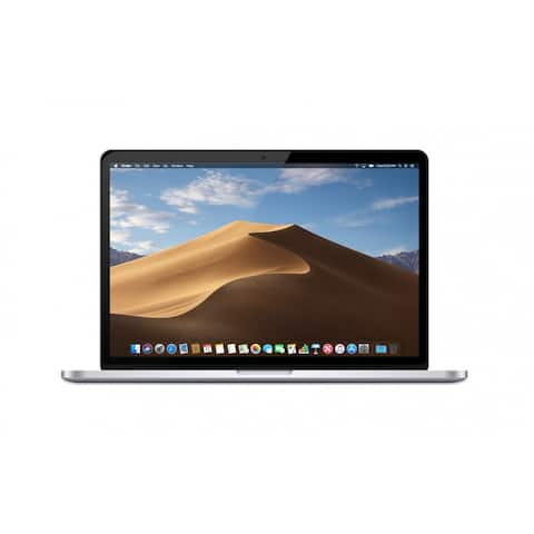 "15"" Apple MacBook Pro Retina 2.4GHz Quad Core i7"