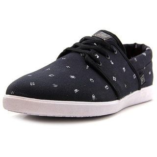 DC Shoes Haven Sp Round Toe Canvas Sneakers