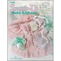 Snuggle-Up Baby Afghans - Leisure Arts