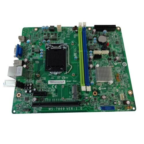 New Acer Aspire TC-605 TC-705 XC-605 XC-705 Motherboard MS-7869 DB.SRPCN.001