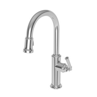 Link to Newport Brass 3210-5103 Gavin 1.8 GPM Single Hole Pull Down Kitchen Similar Items in Faucets