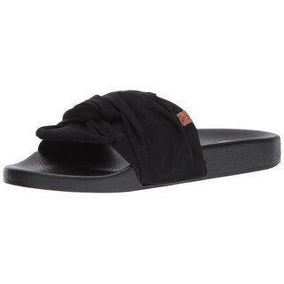 Dr. Scholl's Women's Palm Bow Slide Sandal