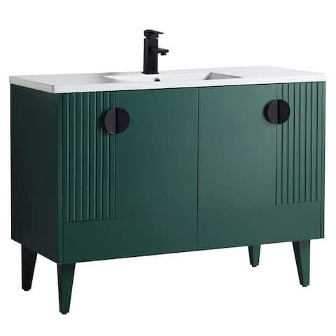 Venezian 48-inch Bathroom Vanity Set