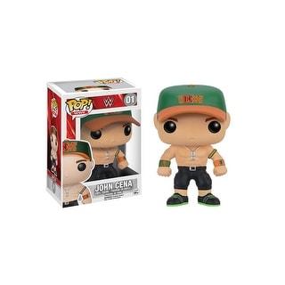 POP! WWE John Cena Green Cap Vinyl Figure