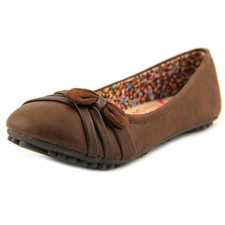 Jellypop Gisela Round Toe Synthetic Flats