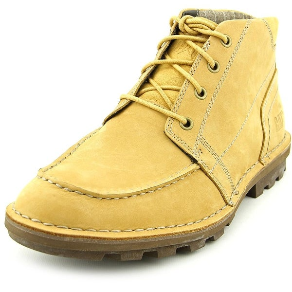 Caterpillar Wagner Mid Men Moc Toe Leather Boot
