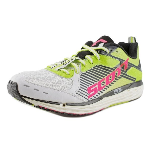 Scott T2C Evo Round Toe Synthetic Running Shoe