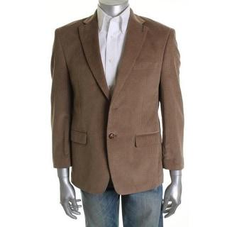 Ralph Lauren Mens Notch Collar Two-Button Sportcoat - 44L