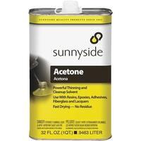 Sunnyside Corp. Quart Acetone 84032 Unit: QT