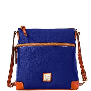 Dooney & Bourke Pebble Grain Crossbody (Introduced by Dooney & Bourke at $188 in Sep 2014) - Cobalt