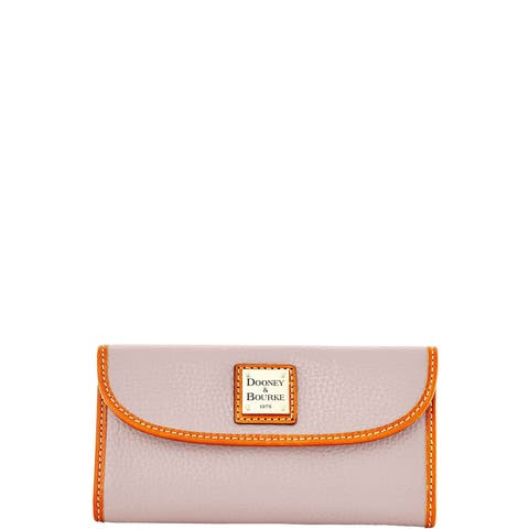 Dooney & Bourke Pebble Grain Continental Clutch Wallet (Introduced by Dooney & Bourke in Apr 2015)