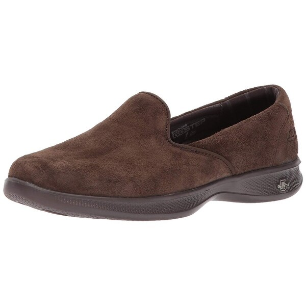 Shop Skechers Women's Go Step Lite Indulge Loafer Flat