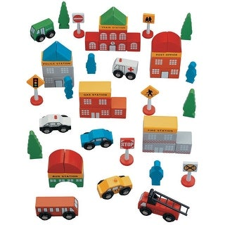 Childcraft Tumble Tree Town Set