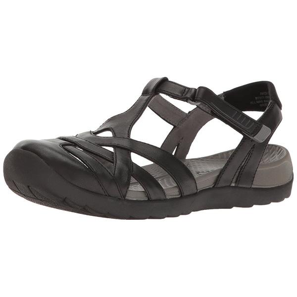 Bare Traps Womens Fayda Closed Toe Walking Slingback Sandals