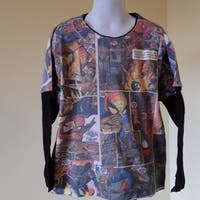- Marvel Amazing Spiderman  Kids Size Large L (7) T- Shirt