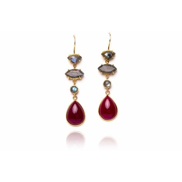Grecian Drop Earrings
