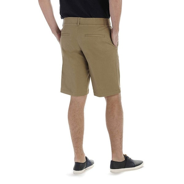 LEE Men/'s Performance Series Extreme Comfort Short Original Khaki 42