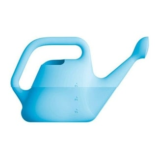 Fiskars 434017-4001 Watering Can, 1 Gallon, Blue