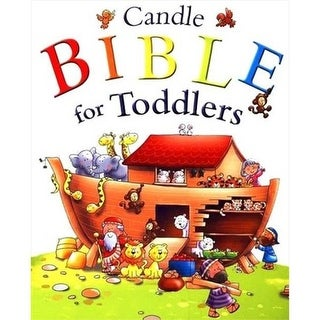 Candle - Kregel 22311X Candle Bible For Toddlers