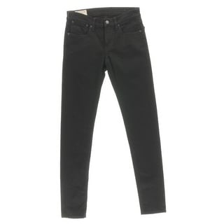 Polo Ralph Lauren Womens Varick Mid-Rise Stretch Colored Skinny Jeans - 31