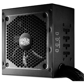 CoolerMaster Power Supply RS650-AMAAB1-US G650M 650W ATX 12V Active PFC SATA PCI Express 80PLUS BRONZE Modular
